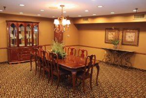 Regency Private Dining